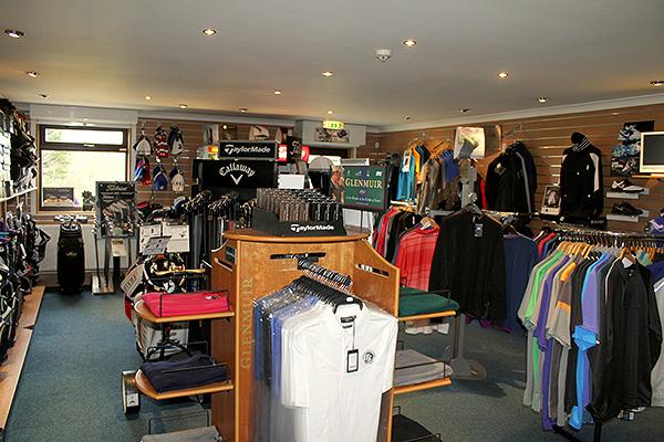 Uphall Golf Club Pro Shop